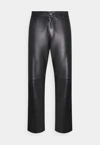 Tiger of Sweden Jeans - WEJN - Leather trousers - black - 0