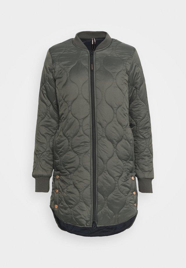 SITARA - Zimní kabát - pine grey