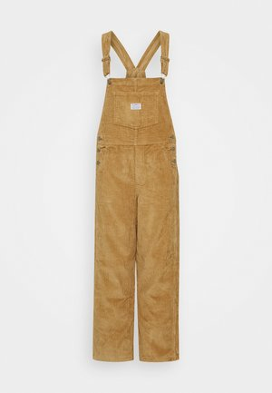 VINTAGE OVERALL - Latzhose - iced coffee warm