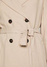 Dorothy Perkins Tall - Klasický kabát - stone - 5