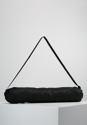 YOGA MAT BAG - Across body bag - black