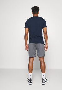 Reebok - SHORT - Pantaloncini sportivi - mottled grey - 2