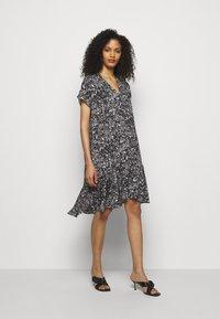 PS Paul Smith - WOMENS DRESS - Day dress - black - 0
