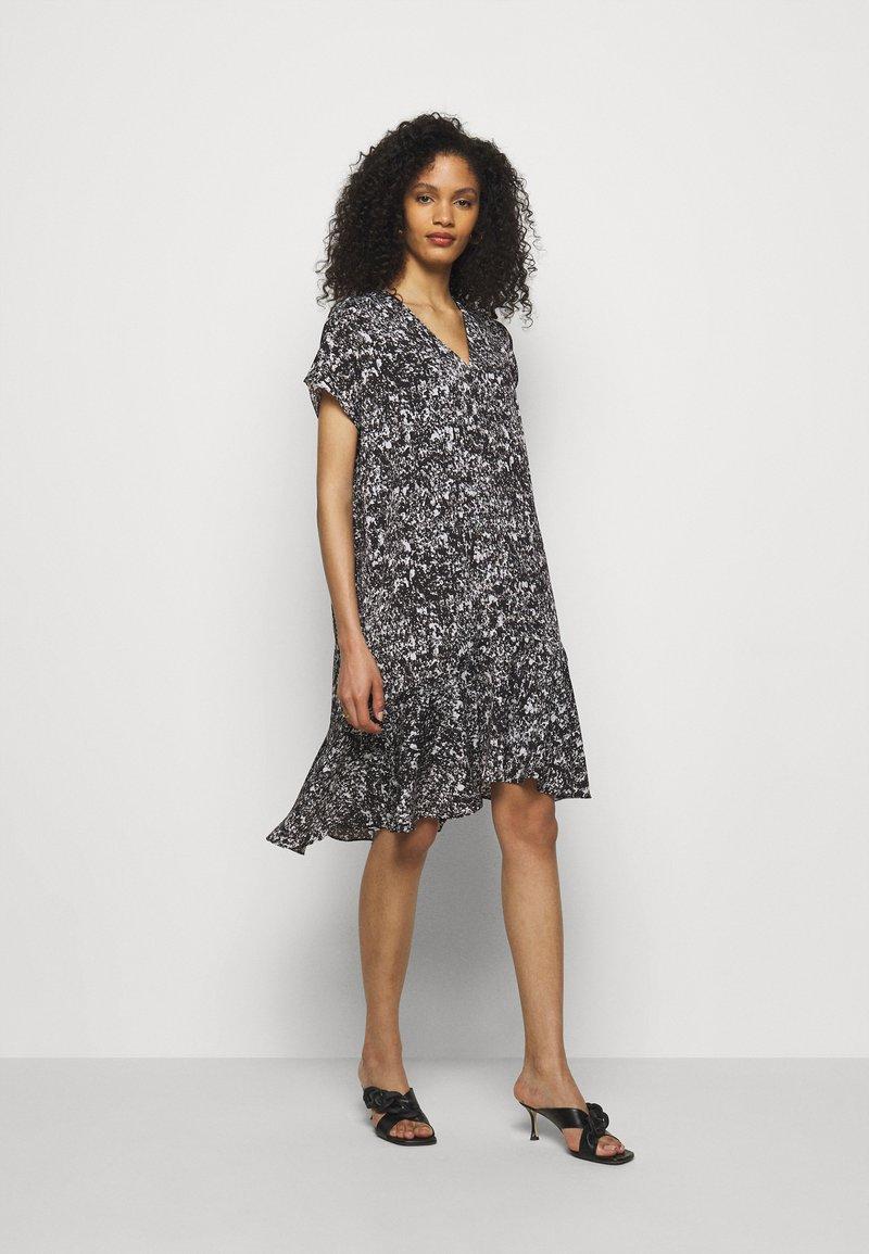 PS Paul Smith - WOMENS DRESS - Day dress - black