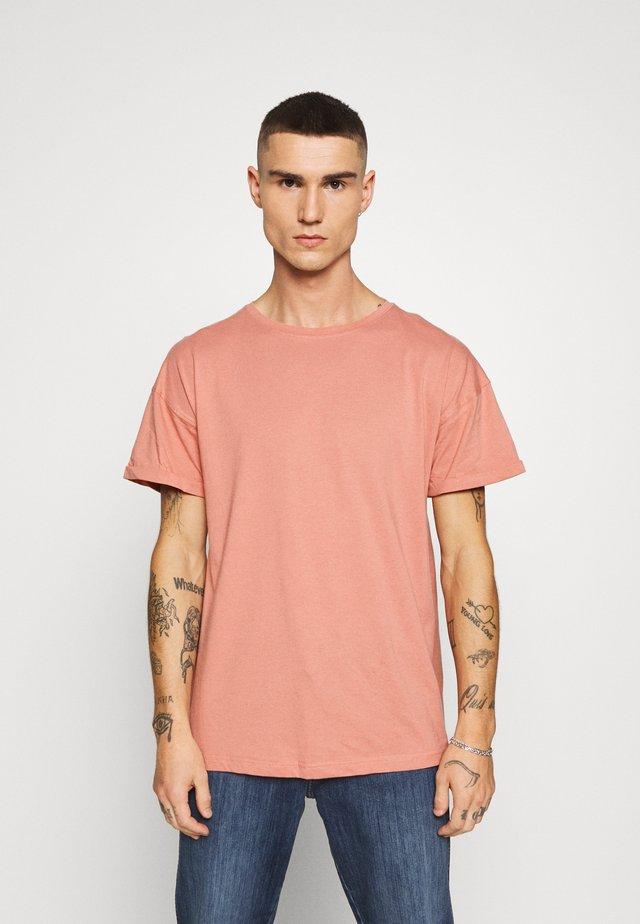 CLASSIC TEE - T-Shirt basic - dark spin