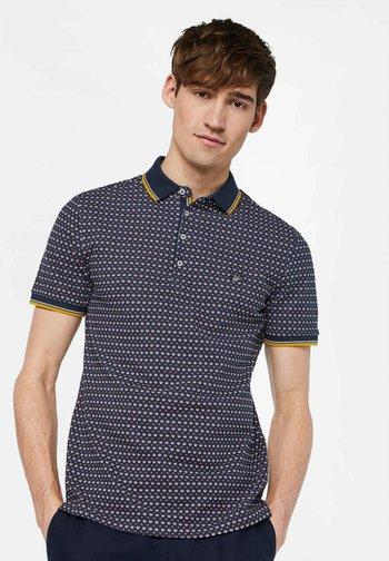 MIT MUSTER - Polo shirt - dark blue