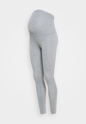 OVERBUMP  - Tracksuit bottoms - grey marl