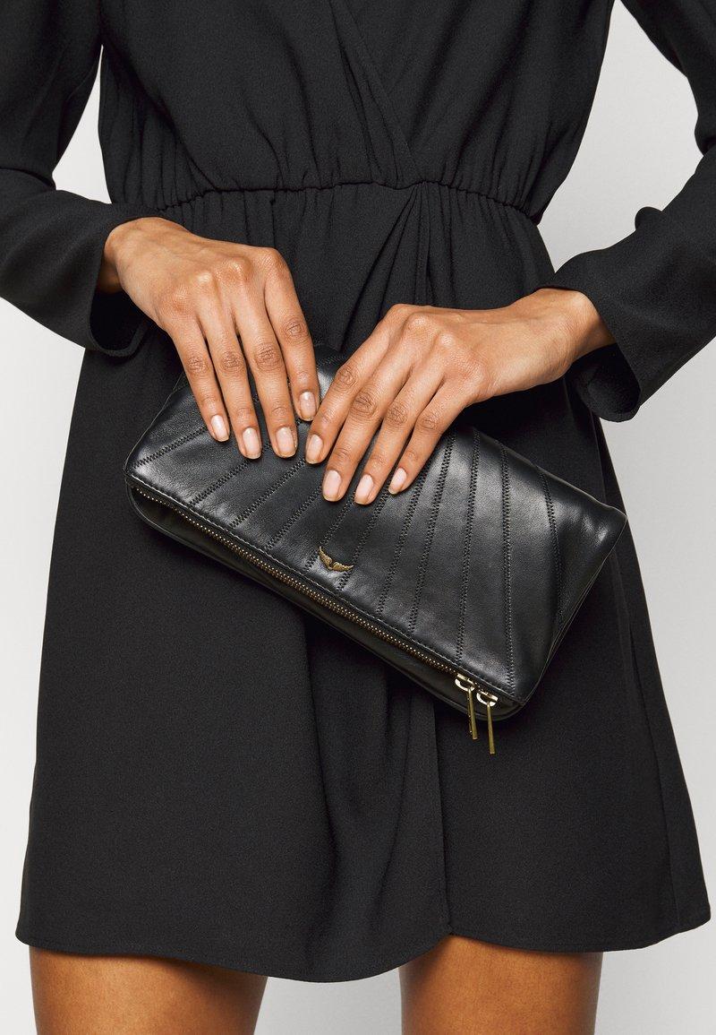 Zadig & Voltaire - ROCK SMOOTH - Across body bag - noir