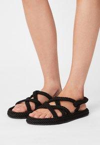 Copenhagen Shoes - SAFARI - Sandali - black - 0