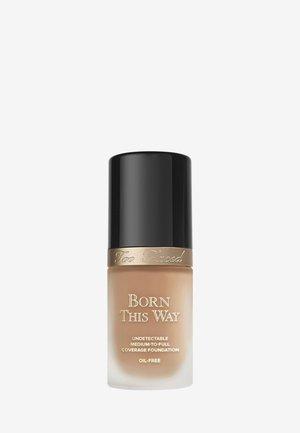 BORN THIS WAY FOUNDATION - Foundation - warm nude