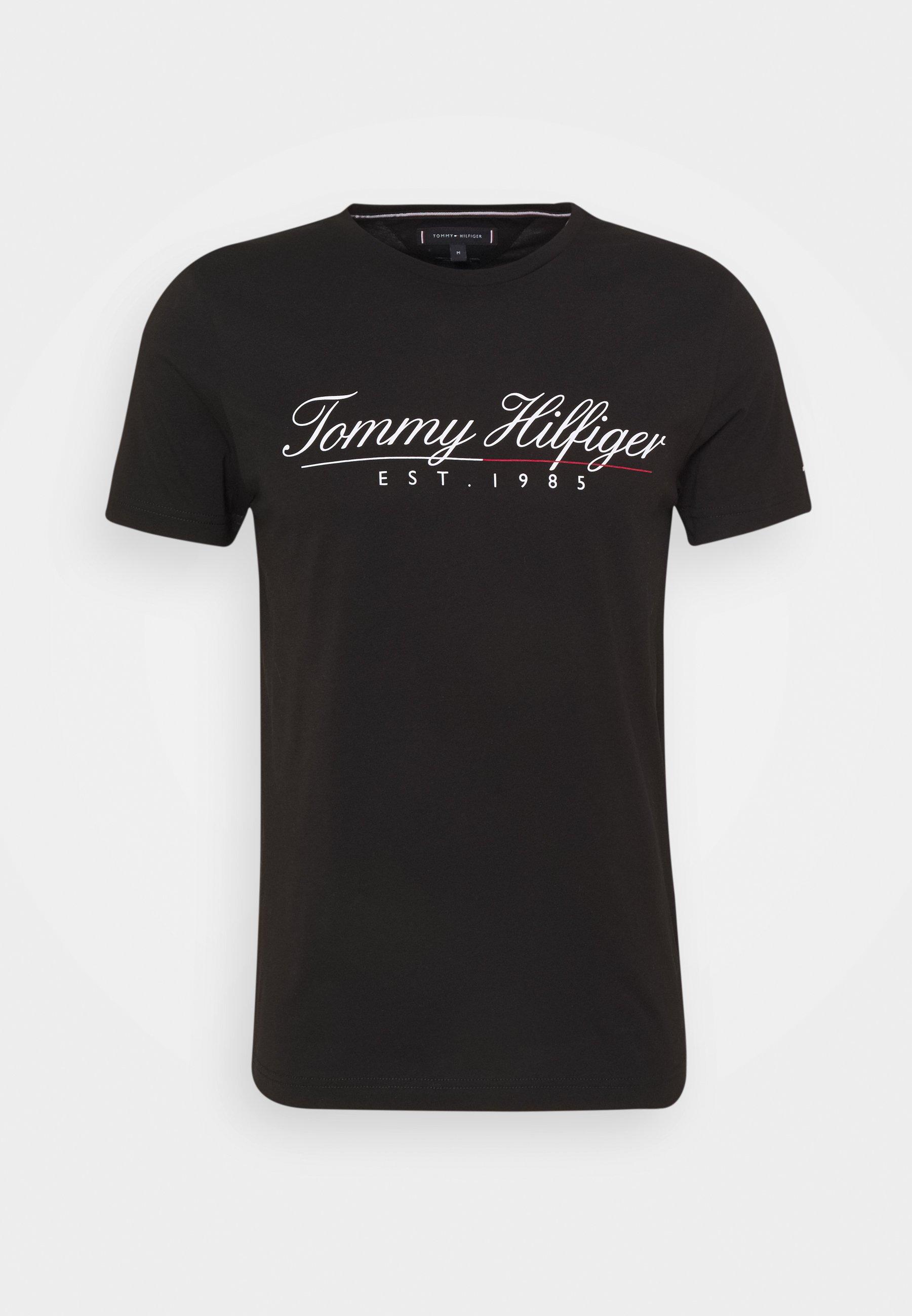 Homme SCRIPT LOGO TEE UNISEX - T-shirt imprimé
