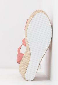 Madden Girl - ROSEWOD - High heeled sandals - blush/multicolor - 6