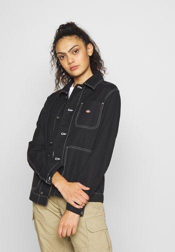 TOCCOA - Denim jacket - black