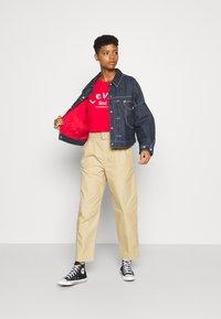 Levi's® - MINER TYPE - Denim jacket - celebration rinse - 1