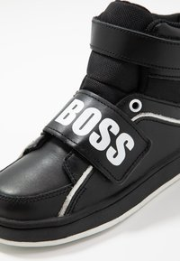 BOSS Kidswear - TURNSCHUHE - Sneaker high - schwarz - 2