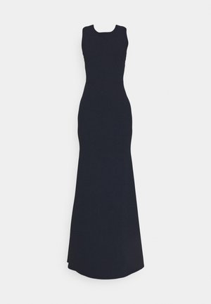 CROSS BACK BRIDESMAID DRESS - Jerseyklänning - navy