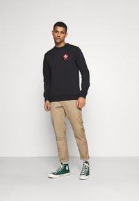 Element - SPECTER CREW - Sweatshirt - flint black - 1