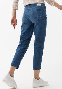 BRAX - STYLE MARY  - Straight leg jeans - blue - 2
