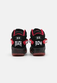 Ewing - ROGUE DEATH ROW - High-top trainers - black/chinese red/white - 2