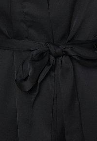 Etam - DESHABILLE - Dressing gown - noir - 6