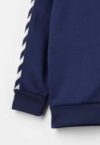 Hummel - HMLKICK - Training jacket - black iris - 2
