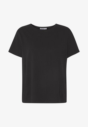 MATILDA - Basic T-shirt - black