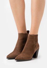 PARFOIS - Kotníková obuv - brown - 0