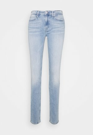 MID RISE - Jeans Skinny Fit - light blue