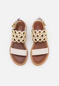 See by Chloé - STEFFI FLAT - Sandals - natural - 4