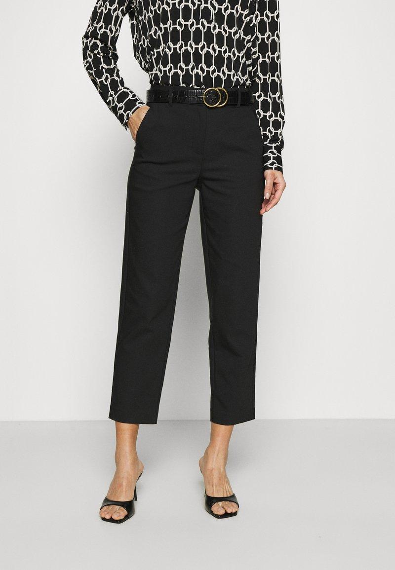 Anna Field - Smart Chino Pant - Chino kalhoty - black