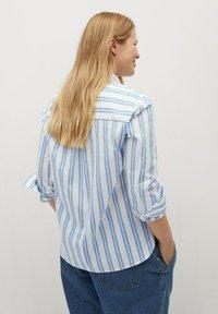 Violeta by Mango - PEDRO8 - Button-down blouse - light blue - 2
