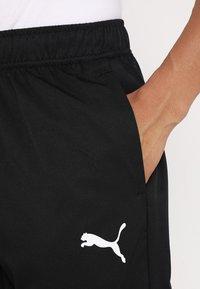 Puma - ACTIVE Pants - 3/4 sports trousers - puma black - 4
