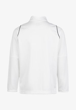 PARK 20 DRY TRAININGSJACKE HERREN - Training jacket - white / black