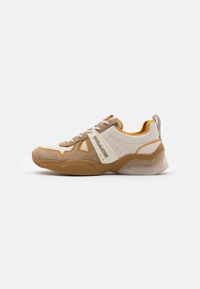 CITYSOLE RUNNER - Sneakers laag - chalk/tumeric