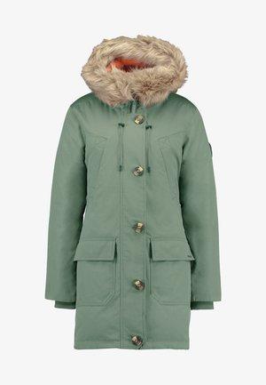 ROOKIE - Down coat - olive/khaki