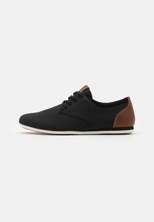 AAUWEN - Casual lace-ups - black
