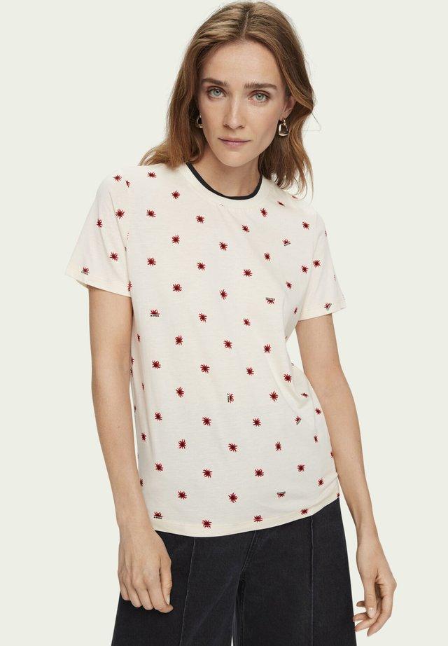 SEASONAL - Print T-shirt - combo c