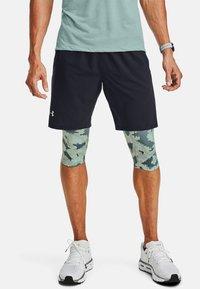 Under Armour - 2-IN-1 - Sports shorts - lichen blue - 0