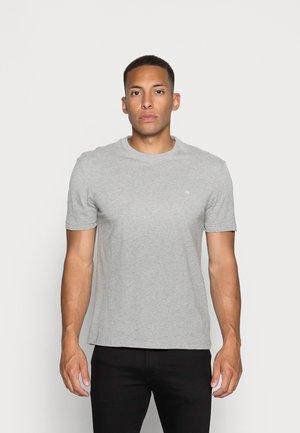 T-shirt - bas - mid grey heather