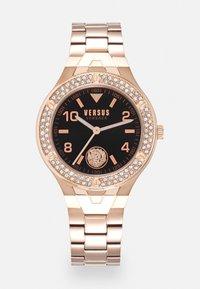 Versus Versace - VITTORIA - Zegarek - rosegold-coloured/black - 2