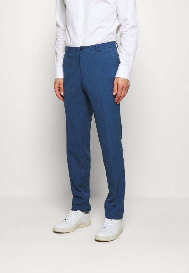 VESTFOLD TROUSER - Pantaloni - mid blue