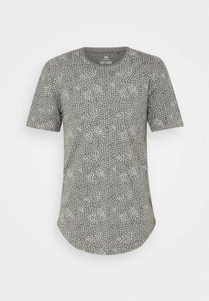 ONSSIKA - Print T-shirt - medium grey melange