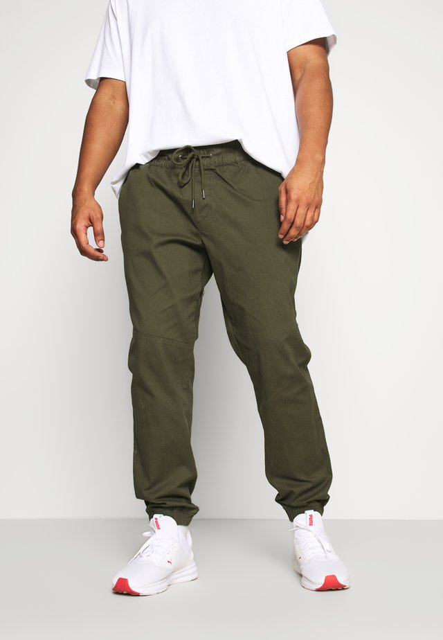Pantalones deportivos - forest night