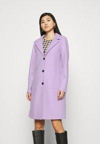 Oakwood - PEONY - Klassinen takki - lilas - 0
