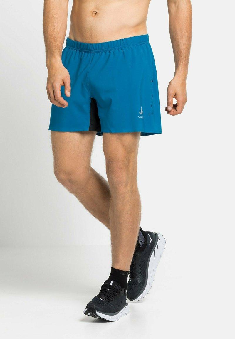 ODLO - ZEROWEIGHT - Sports shorts - mykonos blue