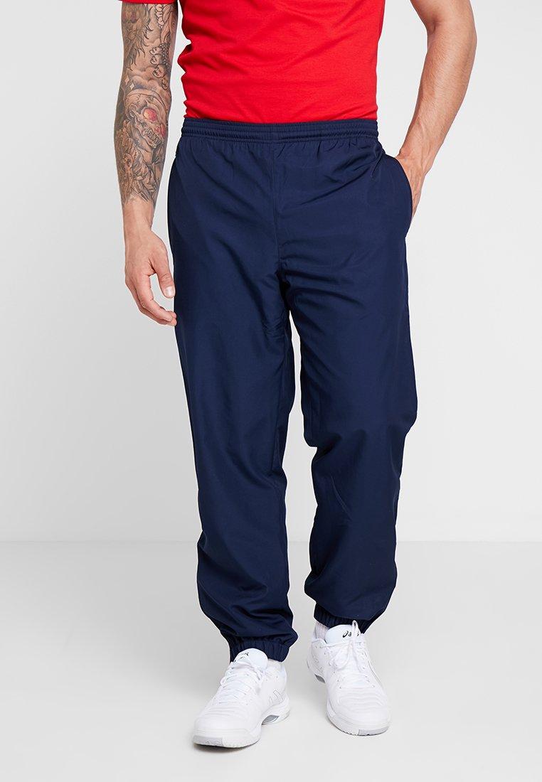 Lacoste Sport - TENNIS PANT - Pantalon de survêtement - navy blue
