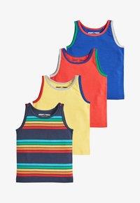 Next - 4 PACK - Camiseta estampada - blue - 0