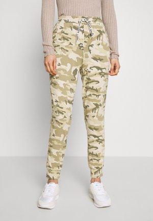 LIVA PANTS - Pantalones deportivos - dusty khaki