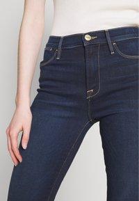 Frame Denim - LE HIGH PEDAL PUSHER - Jeans Skinny Fit - rinsed denim - 3