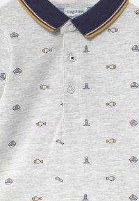 OVS - Polo shirt - grey melange - 2